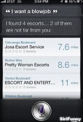 Siri can help you