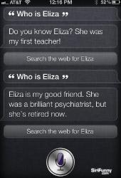 Who is Eliza?