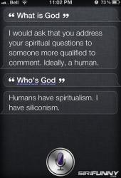 Who\'s God?