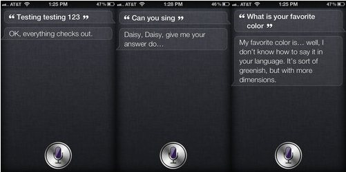 Hilarious things Siri say