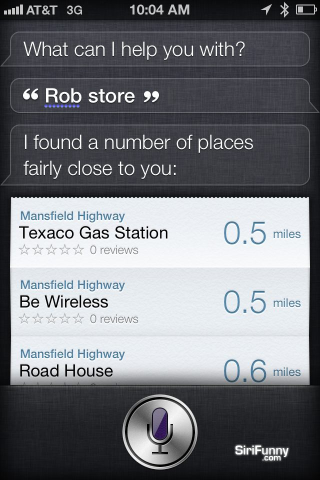 Siri is your partner in crime