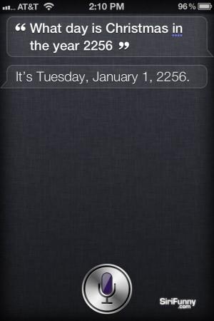 Siri fail