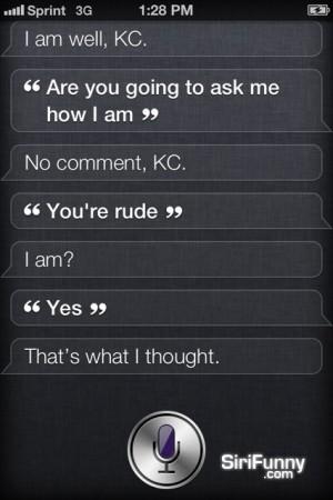 Siri rude