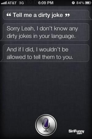 Siri, tell me a joke