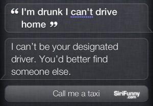 Siri driver