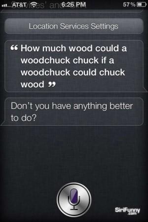 How much, Siri?