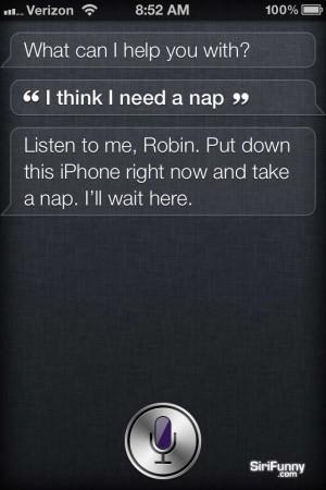 I think I need a nap