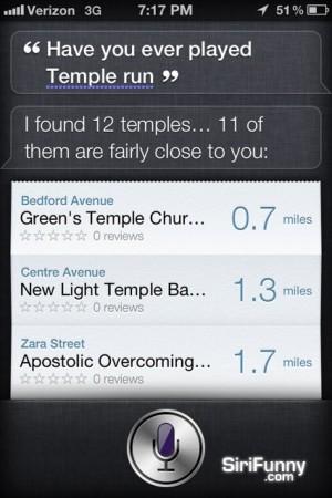 Temple run?