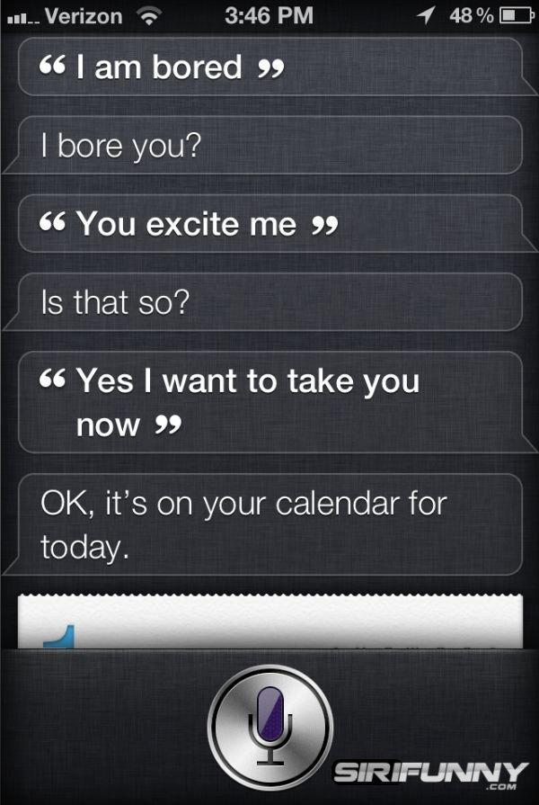 Siri tease