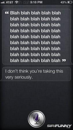 Blah blah blah